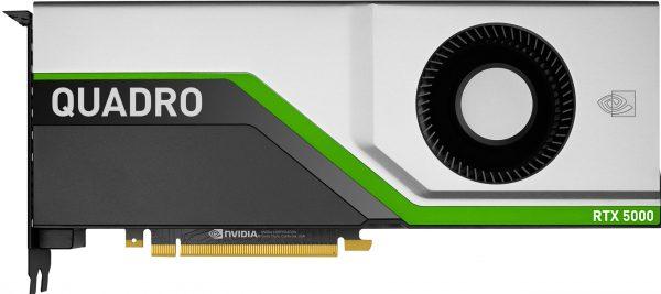 Nvidia Quadro RTX 5000