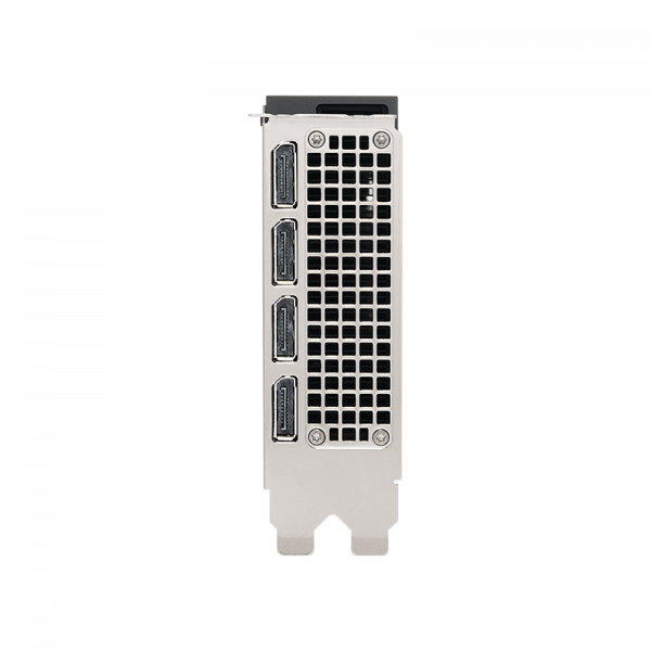 Nvidia RTX A5000 aansluitingen