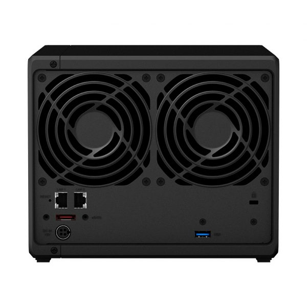 Synology-DS920+ achter