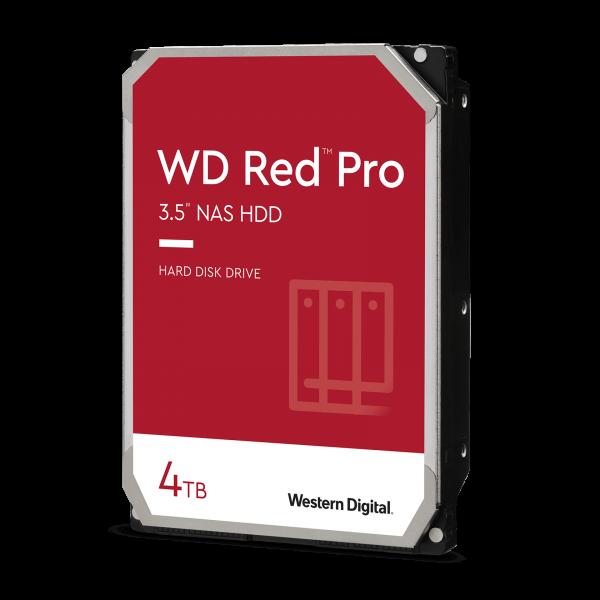 4 TB Western Digital Red Pro NAS Hard Drive